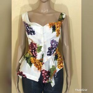 Vivienne Westwood corset style top